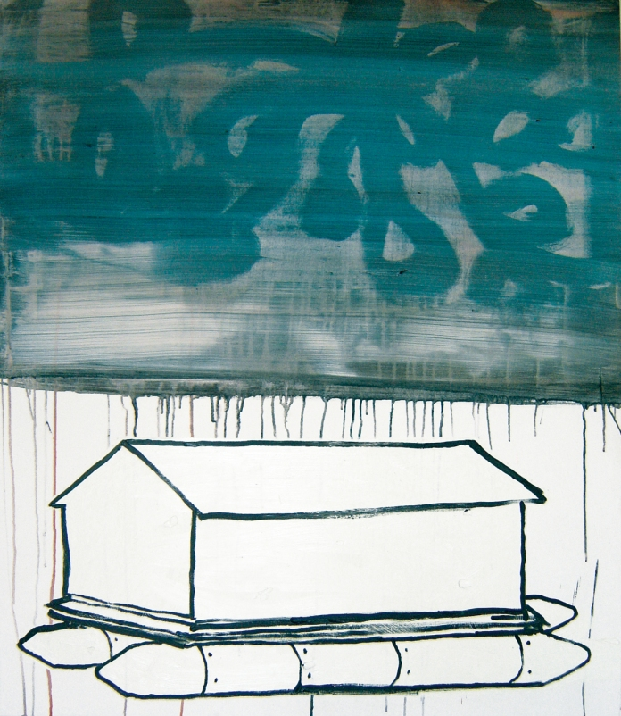 Les énervés - 10/2007 • 130x110
