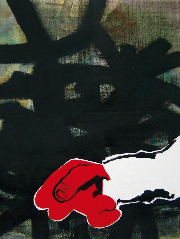La Création – 11/2007 • 90×68