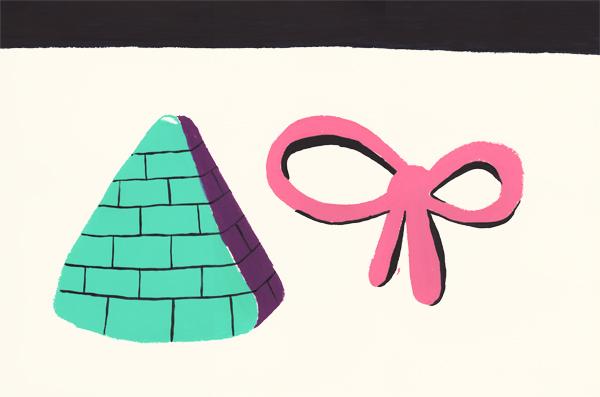 Pyramide - 06/2011 • 40x60