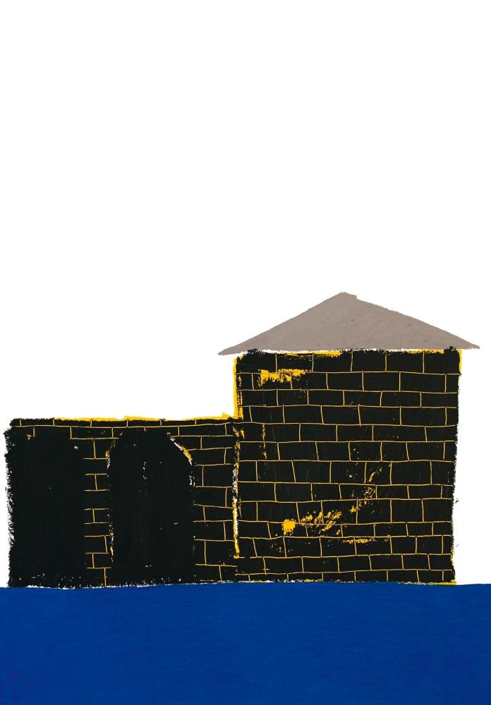 House I - 04/2012 • 40x60
