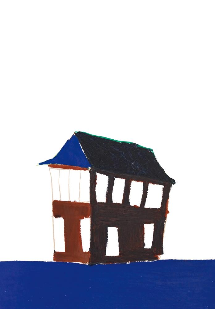 House III – 04/2012 • 40×60