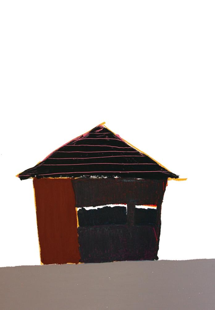 House IV – 04/2012 • 40×60